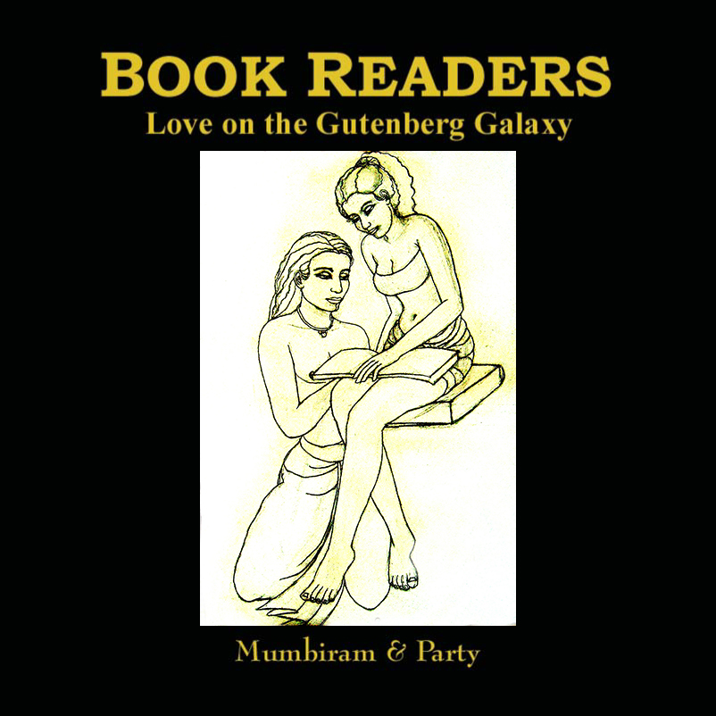 Book Readers – Love on Gutenberg Galaxy