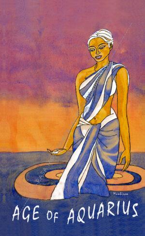 """""""Age of Aquarius"""" – Rasa Masterpiece"""