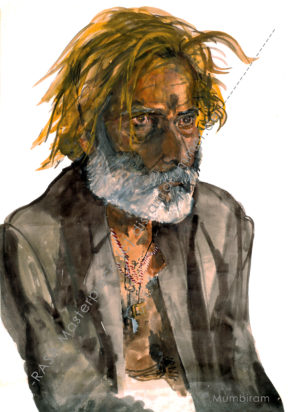 """Lakhuji Cartpuller – (Who is afraid of Friedrich Nietzsche ?)""- Rasa Masterpiece"