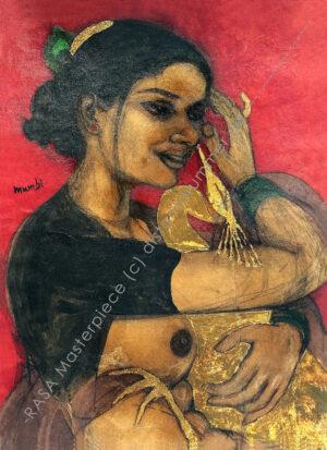 """""""Maanjishtha Raaga"""" – Rasa Masterpiece"""