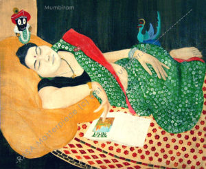 """Sachiko Konno dreams of Jagannath"" – Rasa Masterpiece"