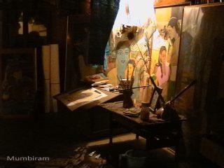 Mumbiram's legendary Studio
